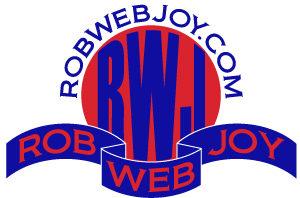 RobWebJoy.com logo