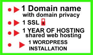 website creation services at RobWebJoy.com
